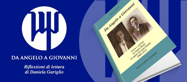 Nicola Peluffo, Da Angelo a Giovanni